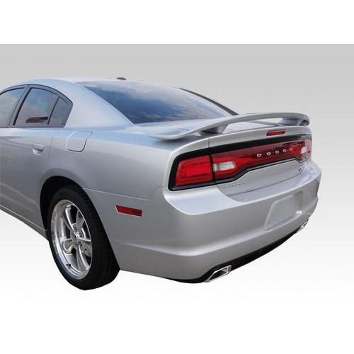 Unpainted 2011-2014 Dodge Charger Spoiler Factory Style