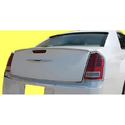 Unpainted 2011-2013 Chrysler 300C Spoiler Factory Style