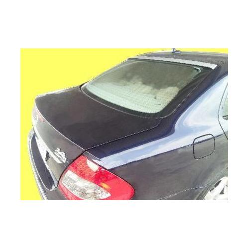 Painted 2003-2009 Mercedes E Class Roof Spoiler