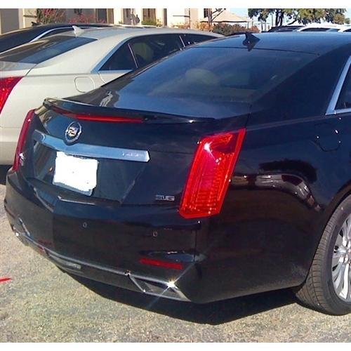 Unpainted 2014-2017 Cadillac CTS Spoiler Sedan Factory Style