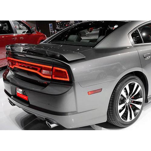 Unpainted 2011-2014 Dodge Charger Spoiler SRT Factory Style