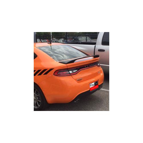 Painted 2013-2016 Dodge Dart Spoiler Custom Style
