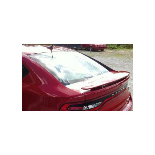 Painted 2013-2016 Dodge Dart Spoiler Custom Style Wing