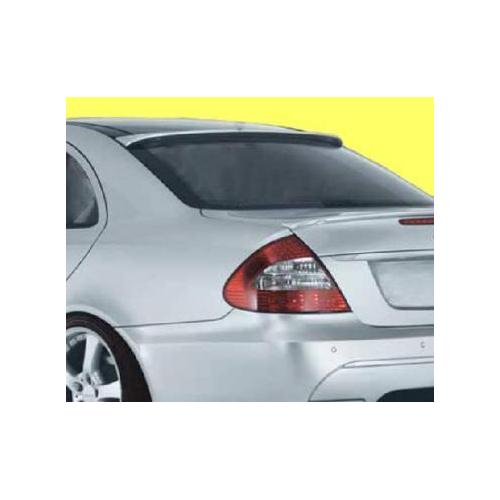 Painted 2007-2009 Mercedes E Class Roof Spoiler - No Cut Out