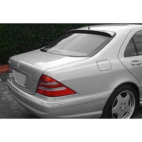 Unpainted 1999-2006 Mercedes S Class Roof Spoiler
