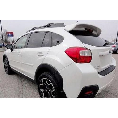 Unpainted 2012-2015 Subaru Impreza Spoiler Hatchback Spoiler