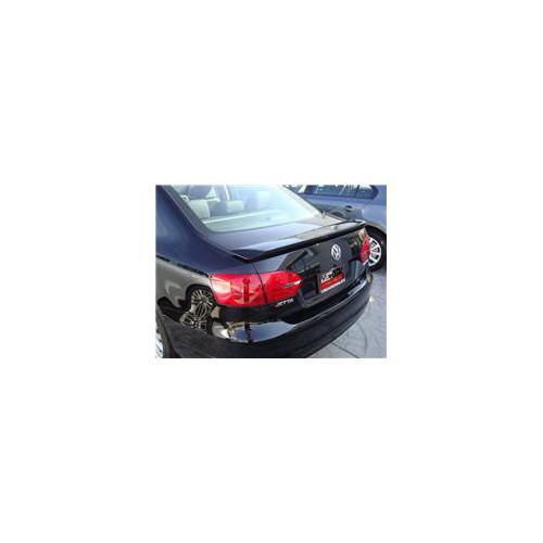 Unpainted 2011-2014 Volkswagen Jetta Spoiler Custom 2 Post
