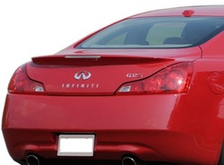 Painted 2008-2012 Infiniti G37 Spoiler Factory Lip Style