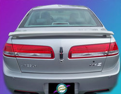 Painted 2006-2012 Lincoln MKZ Spoiler Custom Style Wing 2 Post