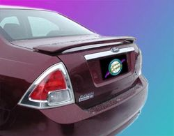 Unpainted 2006-2012 Lincoln MKZ Spoiler Custom Style Wing