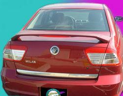 Unpainted 2006-2012 Lincoln MKZ Spoiler Custom Style