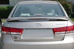 Unpainted 2000-2004 Infiniti I30 I35 Spoiler Custom Style Wing