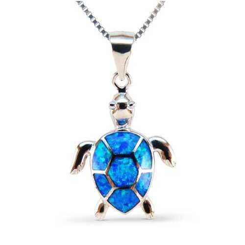 Turtle Opal Pendant FG