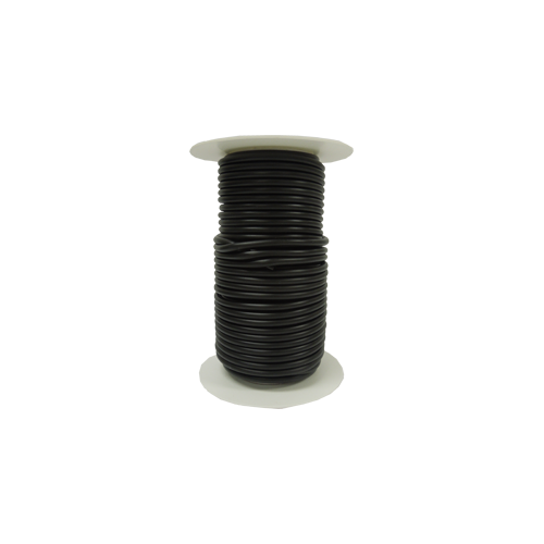 UVR Peep Tubing 50' Spool Black