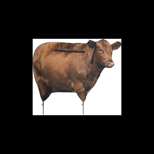 Big Red Cow Decoy