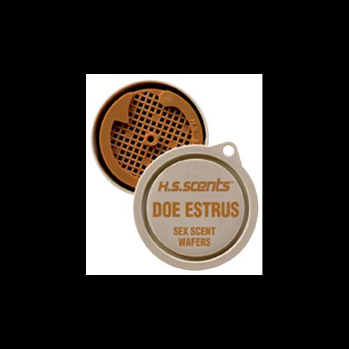 HS Doe Estrus Scent Wafers