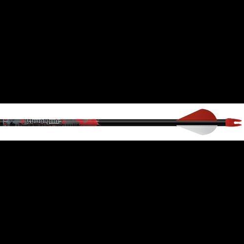 "Bloodline 400 Arrows w/2"" Blazer Vanes Inserts Loose"