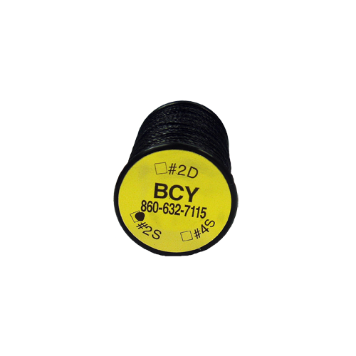 #2S Serving .018 Black 100yd Spool
