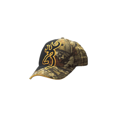 Browning Big Buckmark Hat Mossy Oak Infinity / Black