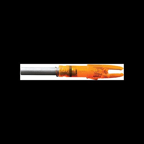 Lumenok HD Orange Nock Gold Tip Single