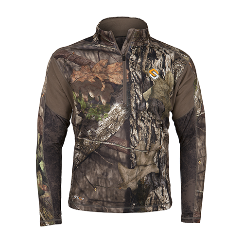 Baselayer AMP Midweight Top Realtree Edge Large