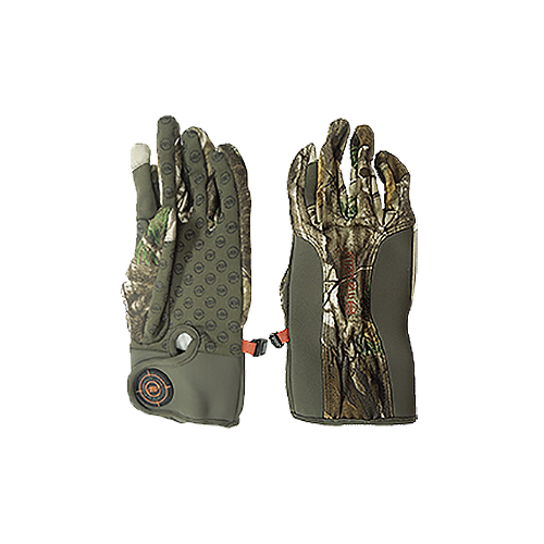 Bow Ranger Touch Tip Glove Realtree Xtra Camo Large