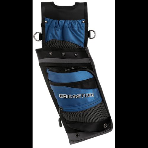 Easton Deluxe Field Quiver w/Belt Blue RH