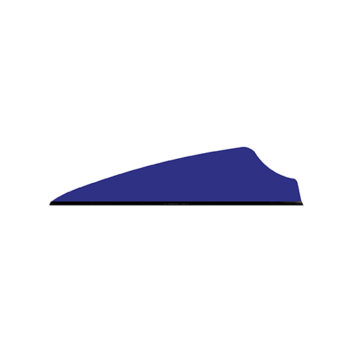 Q2i Fusion X-II SL Vanes Blue 1.75 in.
