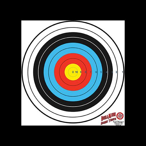 Duramesh Archery Target 80cm Target Face