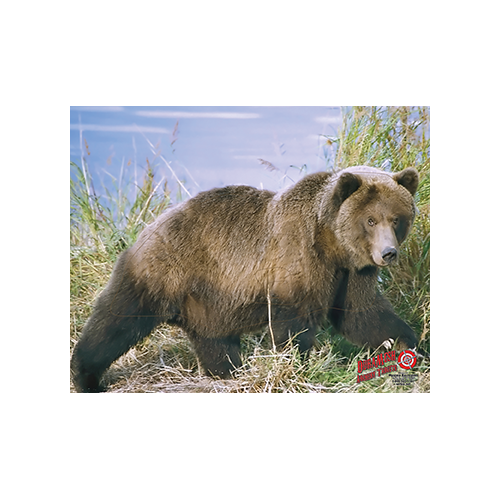 Duramesh Archery Target Grizzly Bear 25 in.x 32 in.