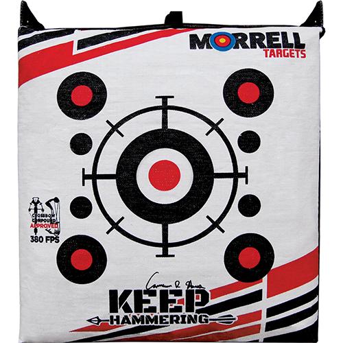 Morrell Keep Hammering Outdoor Range Target