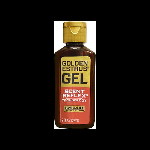 Wildlife Research Golden Estrus Gel w/Scent Refelx Tech 2 oz.