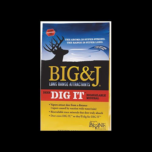 Big and J Deer Dig It 4.5 lbs.