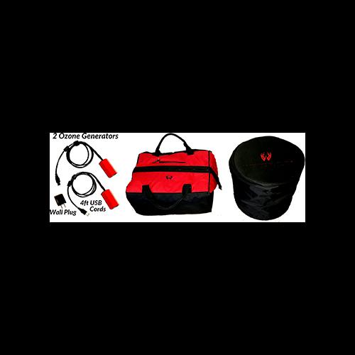 OdorKILL'R Bag'N Boot Kit