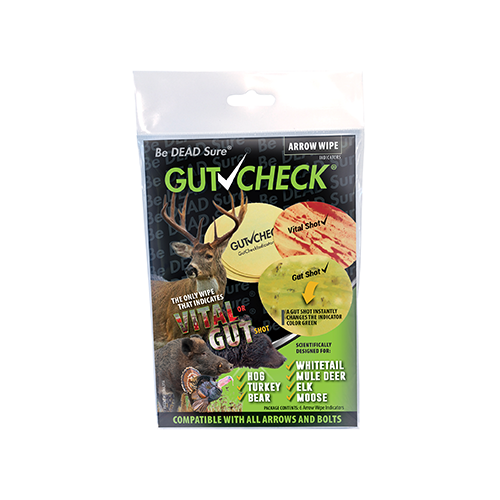 Gut Check Arrow Wrap Indicator Multi Species