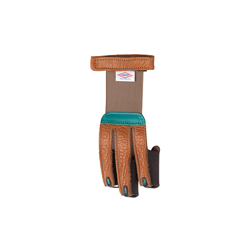 Neet T-G2 Shooting Glove Turquoise Small