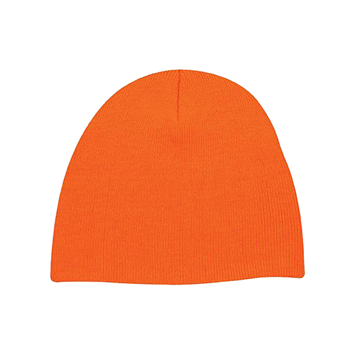Outdoor Cap Knit Beanie Blaze Orange