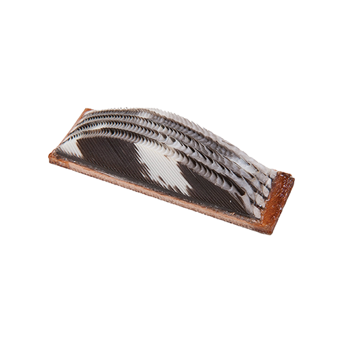 Wild Turkey Feather Arrow Rest RH