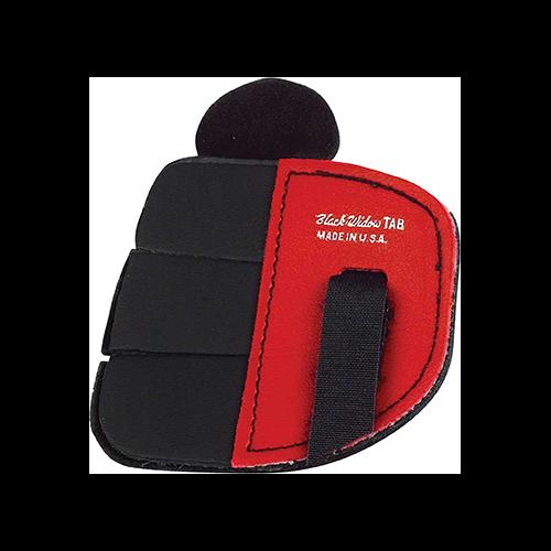 Black Widow Super Leather Shooting Tab 3 Finger XL RH