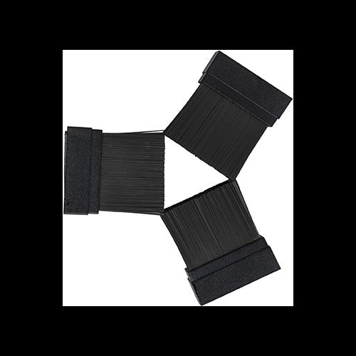 Trophy Ridge Whisker Biscuit V Replacement Bristle Black