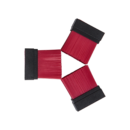 Trophy Ridge Whisker Biscuit V Replacement Bristle Red