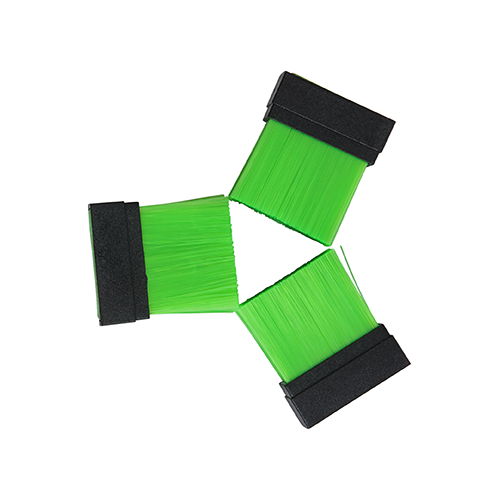 Trophy Ridge Whisker Biscuit V Replacement Bristle Green