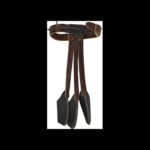 Neet Osage Bowmen Bison Shooting Glove Large