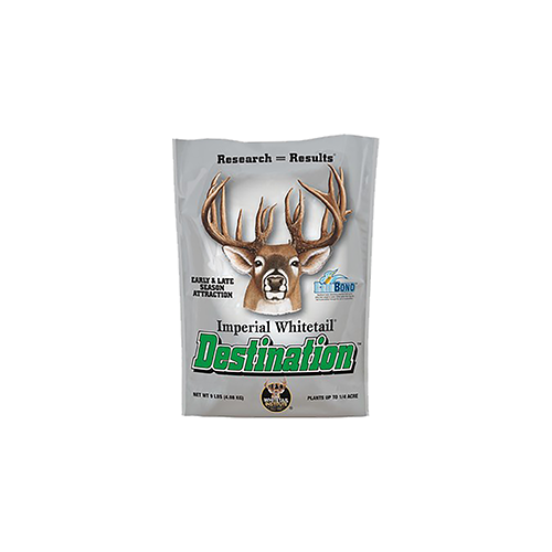 Whitetail Insitute Destination Seed 9 lbs.
