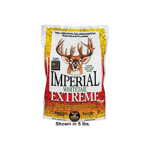 Whitetail Insitute Extreme Wildlife Seed Blend 23 lbs.
