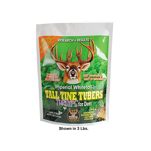Whitetail Insitute Tall Tine Tubers Seed 12 lbs.