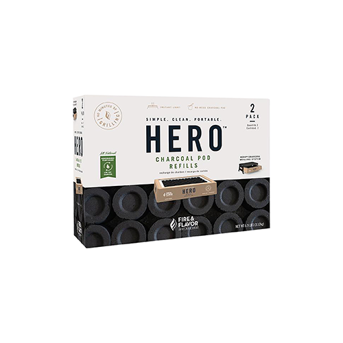 HERO Charcoal POD Refills