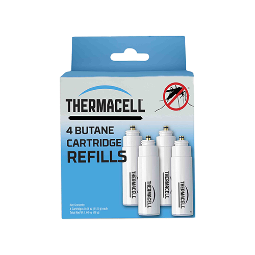 * Thermacell Fuel Cartridge Refill 4pk