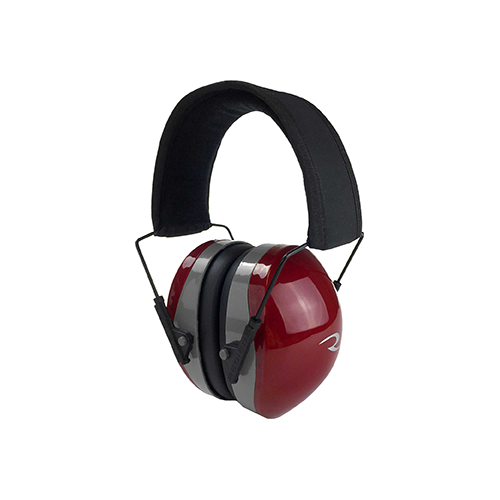 Radians TRPX Passive Ear Muff Red