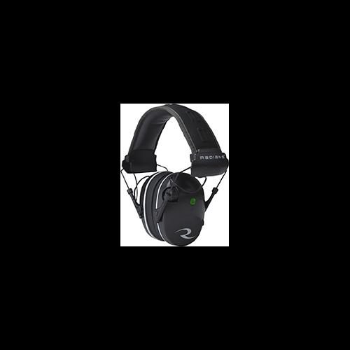 Radians R3200 Dual Mic Electronic Ear Muff Black/Gray